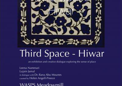 Leena Nammari, Third Space, Wasps, Meadowmill