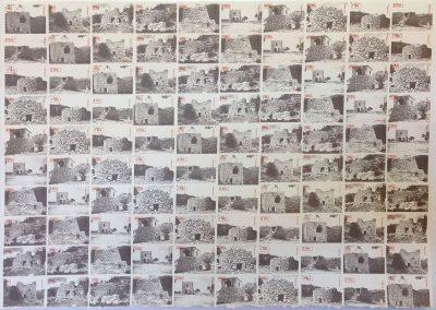 Leena Nammari, Falastine Palestine, Screenprint, 56x38cm