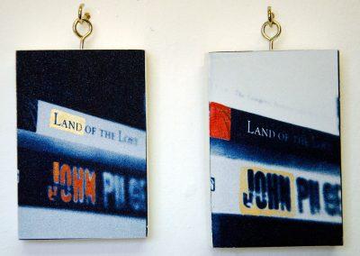 Leena Nammari, B4 books - John