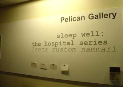 Leena Nammari, Function Suite Sleep Well, 2006