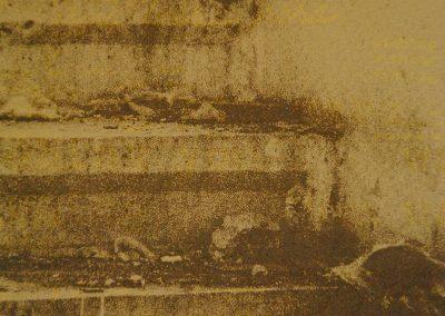 Leena Nammari, Sido's stairs (detail)