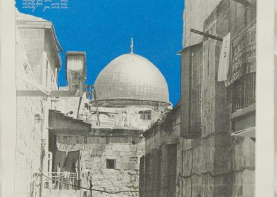 Leena Nammari, Wishing You Were Here, Jerusalem Blue