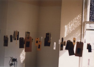 Leena Nammari, Huntly, 2002